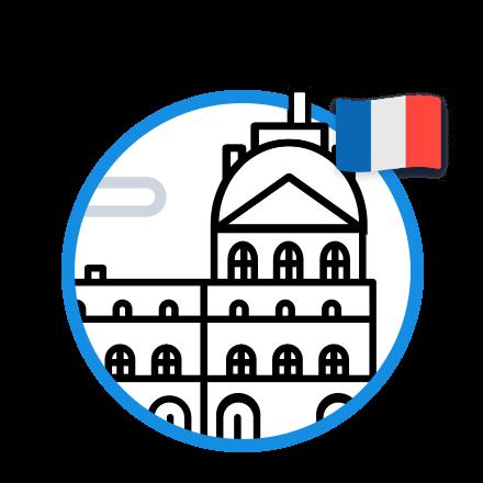 Badge Nice Cityscoot