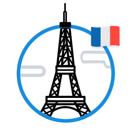 Badge Paris Cityscoot