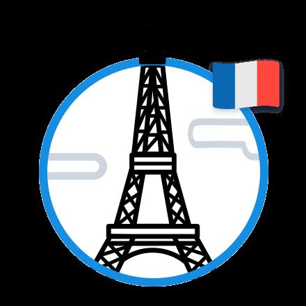 Badge Paris Cityscoot