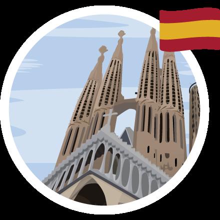 Icono de Barcelona