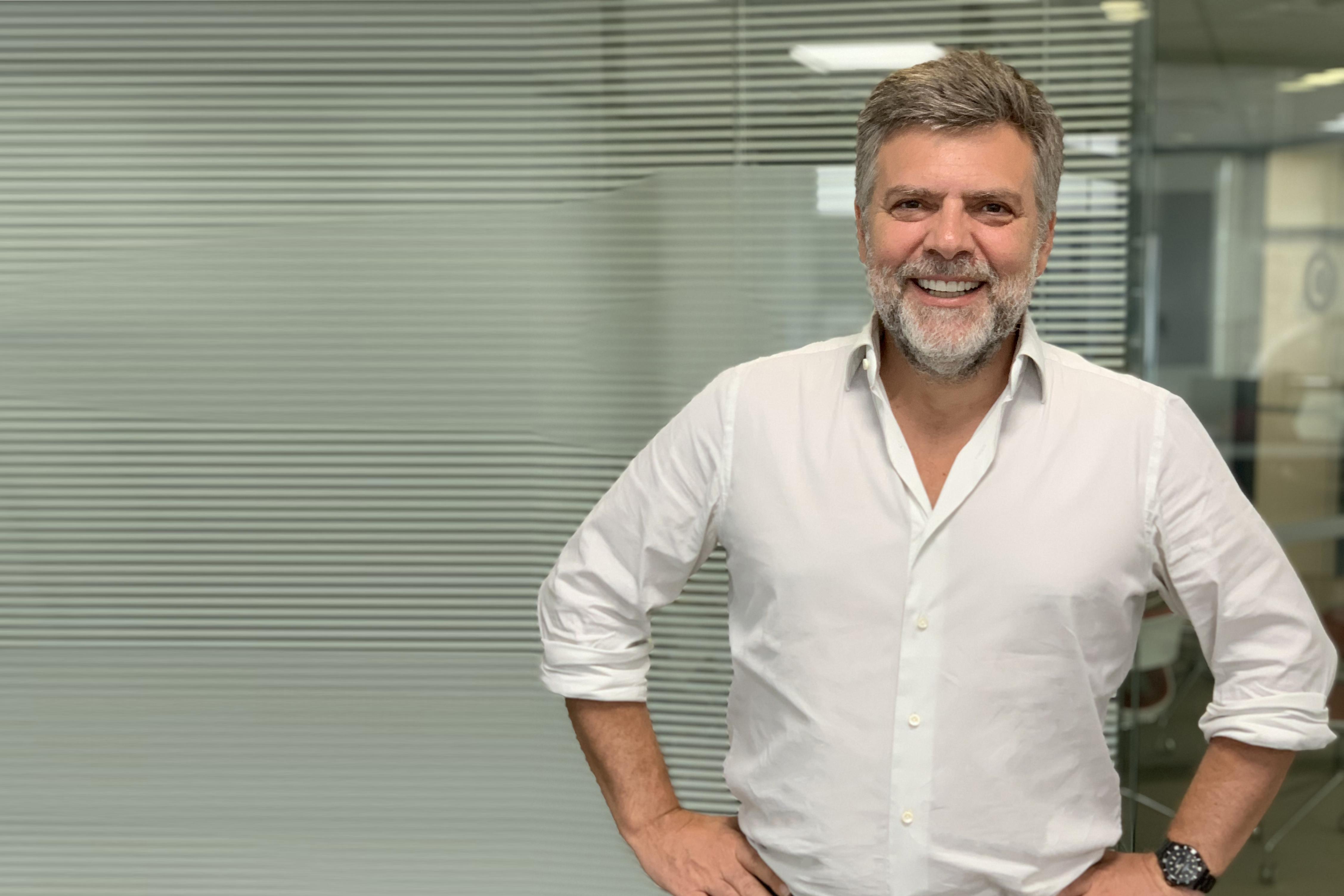 Bertrand Fleurose, CEO et fondateur de Cityscoot